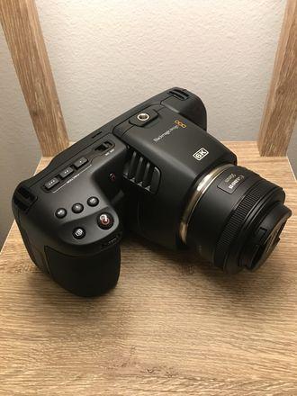 Blackmagic Design Pocket Cinema Camera 6K Package