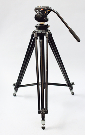 Manfrotto Tripod and 501HDV Fluid Head