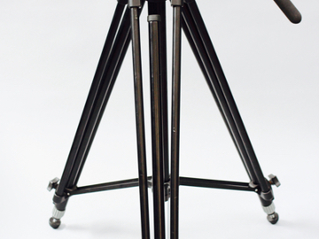 Rent: Manfrotto Tripod and 501HDV Fluid Head