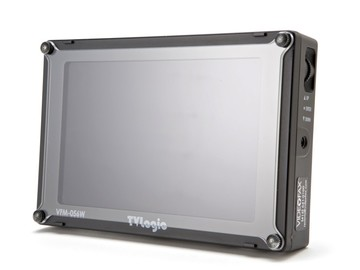 Rent: TV Logic VFM-056WP monitor complete with power & accy's