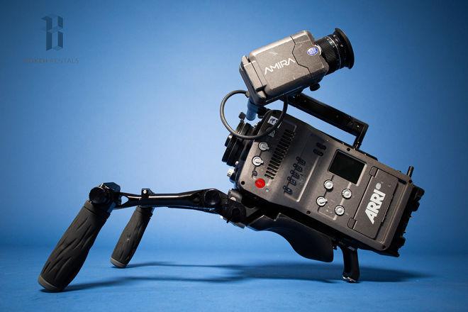 ARRI Amira Camera w/ 5x 228 gb, EF/PL & 4x 190 batts + more!