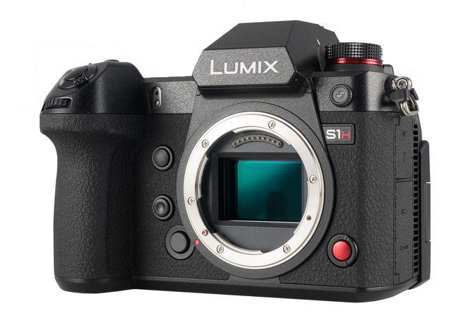 Panasonic Lumix S1H Body Only  VariCam 5.9K ProRes RAW 12bit