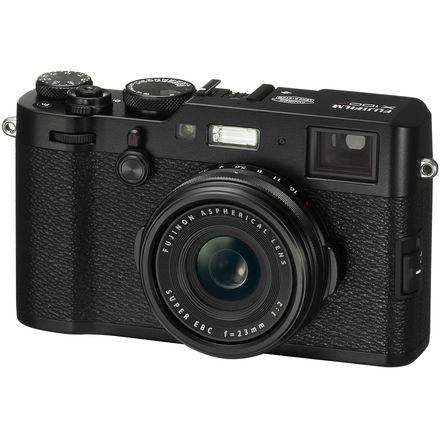 Fuji X100F Digital Camera + 128GB SD + 2 Batteries