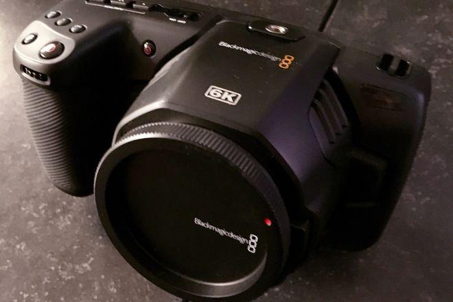 Blackmagic Pocket Cinema Camera 6K (body only)