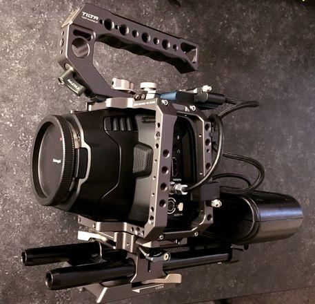Blackmagic Pocket Cinema Camera 6K full kit
