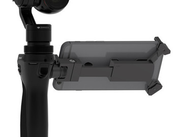 Rent: DJI Osmo X3 Camera and Gimbal