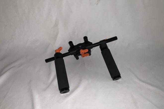 Opteka CXS-200 Dual Grip DSLR Video Stabilization Rig