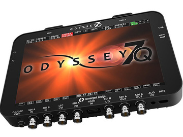 Rent: Odyssey 7Q 4K Monitor & RAW Four Channel Recorder