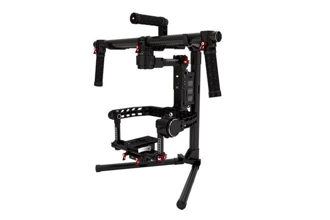 DJI Ronin 3-Axis Gimbal Stabilizer w/LAING V10 EasyRig