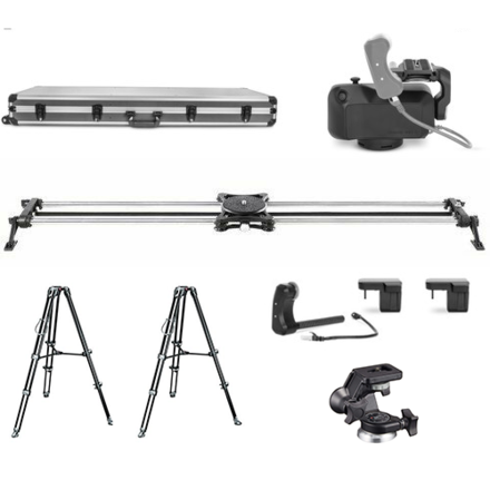 Rhino Arc II Ultimate: 4 Axis MoCo Slider Package