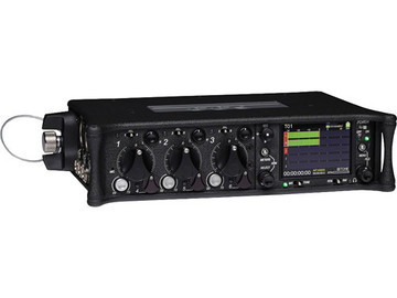 Rent: Sound Devices 633 6-Input Compact Field Mixer