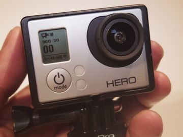 Rent: GoPro Hero3 White HD Action Camera