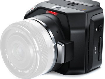 Rent: Blackmagic Micro Cinema Camera