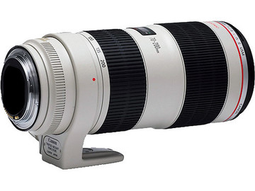 Rent: Canon EF 70-200mm f/2.8L IS II USM Lens with Variable ND
