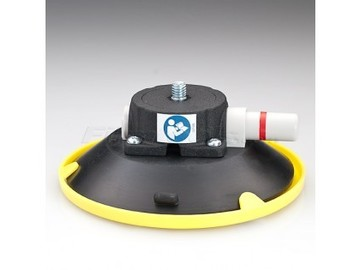 "Rent: 6"" Suction Vacuum Cup with 3/8-16"" Spud"