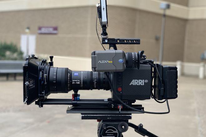 ARRI Alexa Mini Kit w/Leica R Lenses, Sachtler Tripod & more