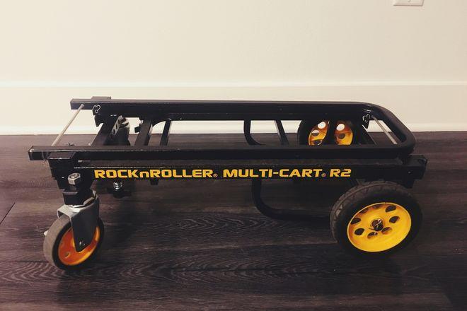 Rock-N-Roller - R2RT 8-in-1 Folding Cart