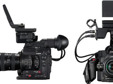 Rent: Canon C300 Mark II Studio Kit