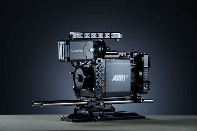 ARRI Alexa Mini Ready to Shoot Package (PL/EF/4:3/RAW)