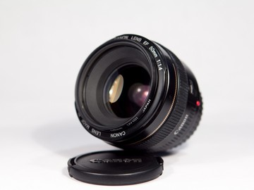 Rent: Canon EF 50mm F1.4 USM