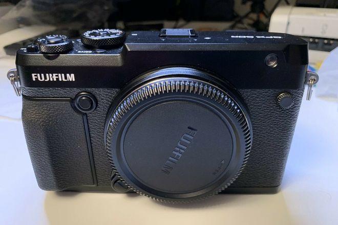 GFX 50R Medium Format Mirrorless Camera with 63mm Lens