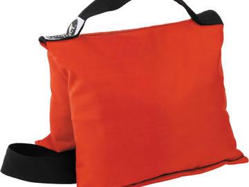 Rent: (1) Impact Saddle Sandbag - 25 lb (Orange Cordura)