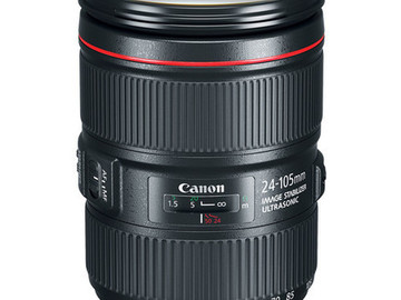 Rent: Canon 24-105mm f/4 with MetaBones Adapter