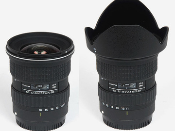Rent: Tokina 11-16mm f/2.8 Pro DX Wide Angle Zoom Lens