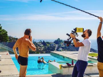 Rent: Filmmaker + 4k camera package + DJI Ronin M