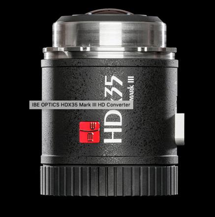 IB/E Optics HDx35 Mark III B4 Optical Adapter