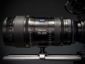 Rent: Zeiss Compact Zoom CZ.2 70-200 PL