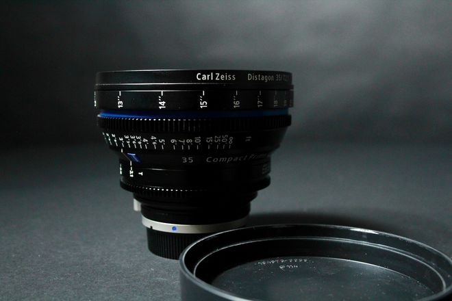 Zeiss Compact Prime CP.2 35mm T2.1 (EF mount)