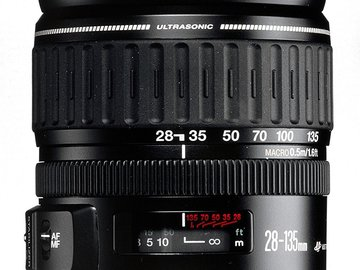 Rent: Canon 28-135mm f/3.5-5.6