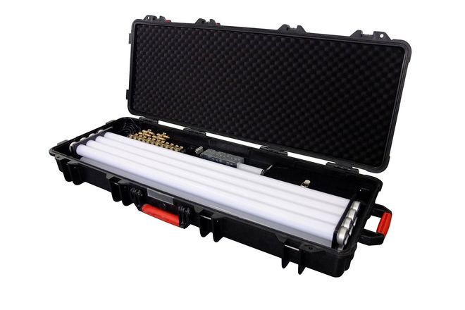 Astera AX1 Pixeltube 8-Tube Package w/ iPad!