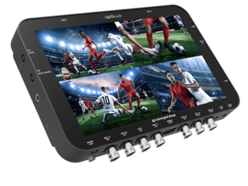 Rent: Odyssey7Q+ 4K Recorder with Apollo Multicam Switcher