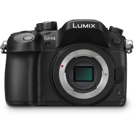 Panasonic Lumix GH4  (Body Only)