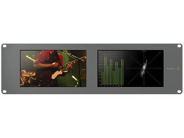 Rent: Blackmagic Design Smartscope Duo 4K  Dual 6G-SDI Monitors