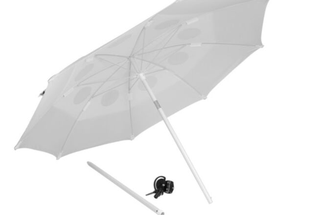 "Photek Sunbuster SB-84WFG 84"" Umbrella Kit ="
