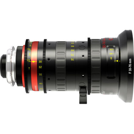 Pair of Angenieux Optimo Style Zoom Lenses (16-40, 30-76)