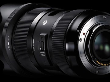 Rent: Sigma 18-35mm f/1.8 - Canon EF Mount