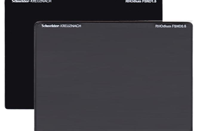 Schneider Rhodium FSND Full Set (7 Filters .3 to 2.4)