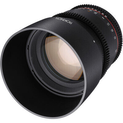 Rokinon 85mm 1.5 Canon EF mount