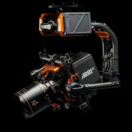Movi Pro w/ All the Bells and Whistles