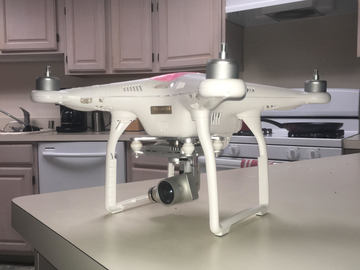 Rent: DJI Phantom 3 Professional