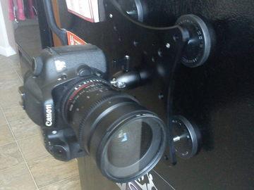 Rent: Rig Wheels Rigmount-x Magnetic Car mount