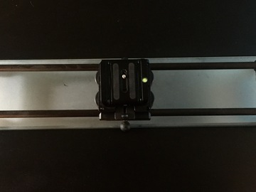 Rent: Cinevate Duzi V1 2ft Slider w/ friction head