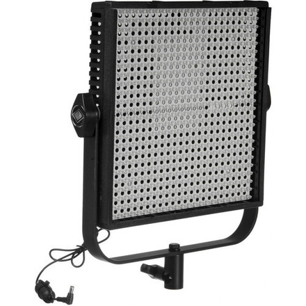 2 Litepanels 1 x 1 Bi-Focus Daylight LED Light Gels AC Power