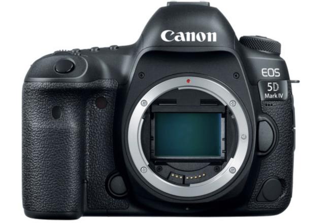Canon 5D Mark IV DSLR Camera w/ Canon Log *NEW MODEL*