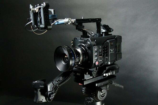 Varicam LT (EF or PL, two complete units available)