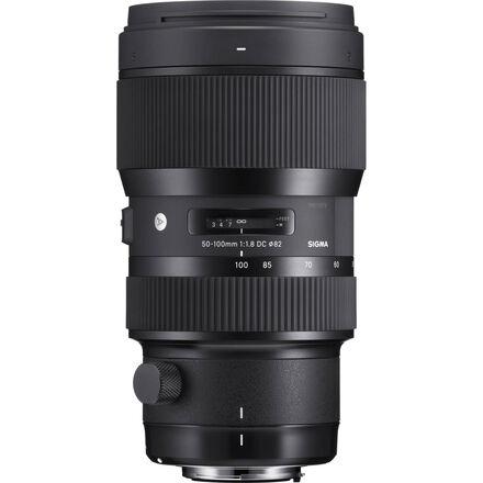 Sigma 50-100mm f/1.8 DC HSM Art - Duclos Cine Mod